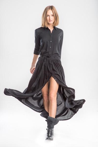black shirt dress (4)