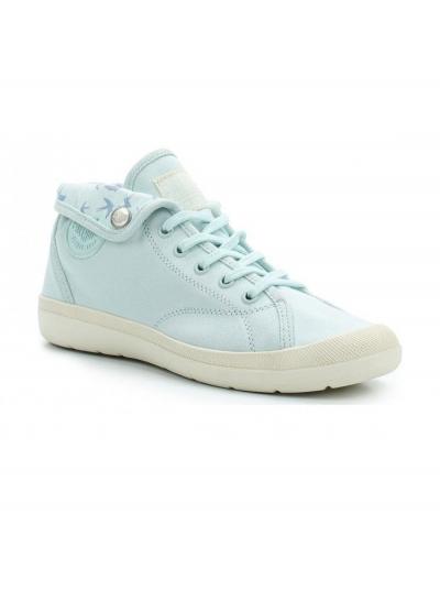 Женские ботинки Palladium Adventure CVS 95680-418 голубые (2)
