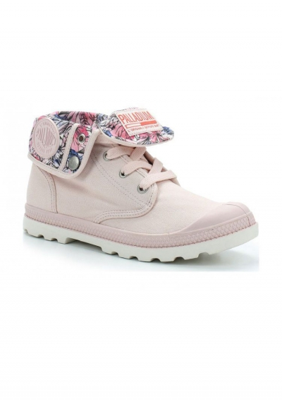 Женские ботинки Palladium Baggy Low LP 93314-677 розовые