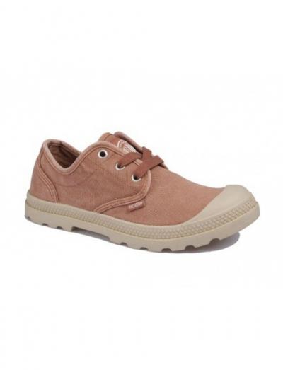 Женские ботинки Palladium Pampa Oxford LP 93315-604 кориченевые