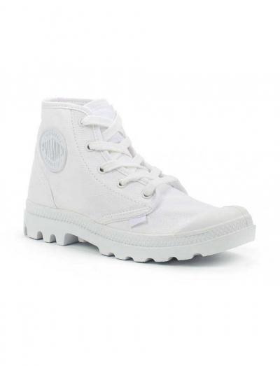Женские ботинки Palladium Pampa Hi 92352-154 белые