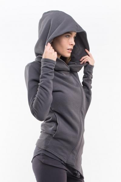hoodie angel grey (3)